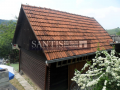 KRAPINSKE TOPLICE-ČRET, DETACHED HOUSE 46 m2, courtyard 760 m2-reduced!!